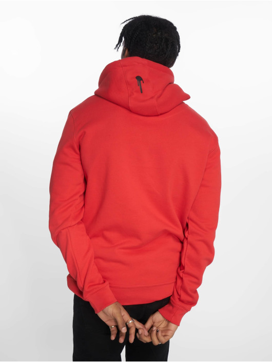 Who Shot Ya? Sweat capuche Logo rouge