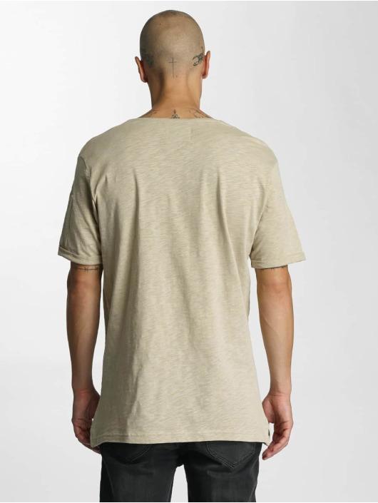 Who Shot Ya? T-Shirt Haora beige