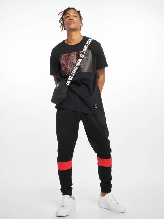 Who Shot Ya? T-Shirt Sling noir