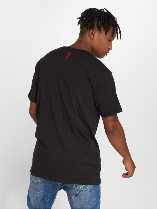 Who Shot Ya? T-Shirt Fresh W schwarz