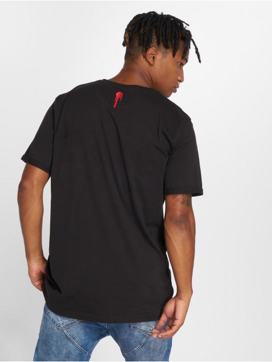 Who Shot Ya? T-Shirt Grandmaster Hood schwarz