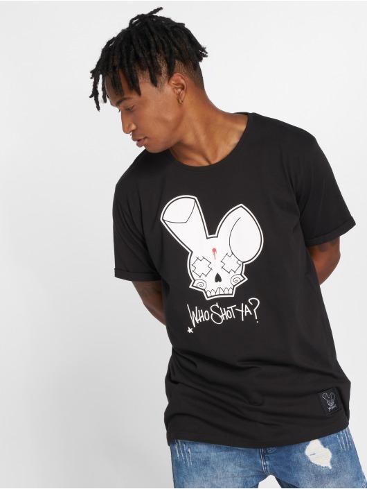 Who Shot Ya? T-Shirt Who Shot Ya schwarz