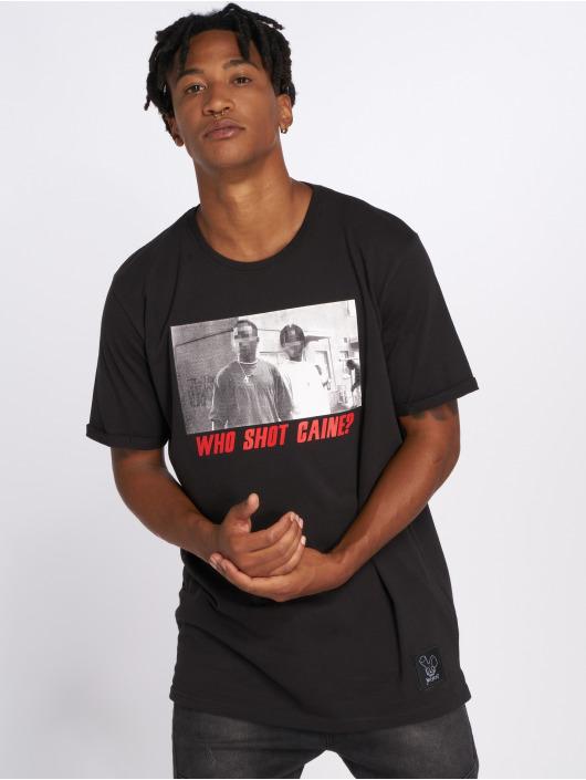 Who Shot Ya? T-Shirt Who shot Caine schwarz