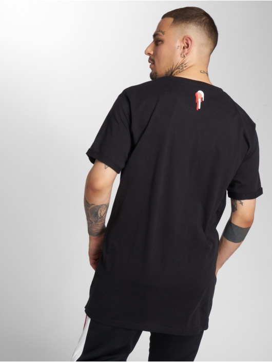 Who Shot Ya? T-Shirt Born schwarz