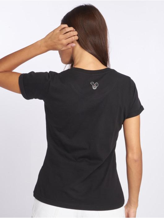 Who Shot Ya? T-Shirt Miss WSY schwarz