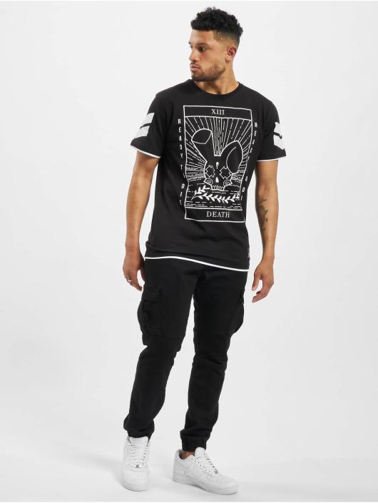 Who Shot Ya? T-Shirt Krazy Fist schwarz