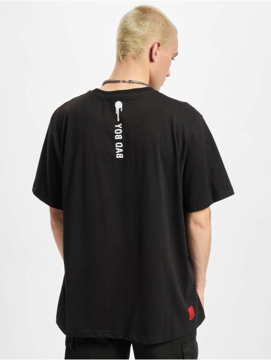Who Shot Ya? T-Shirt BadBoy schwarz