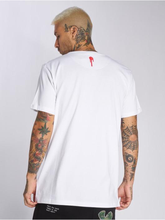 Who Shot Ya? T-Shirt Fresh W weiß