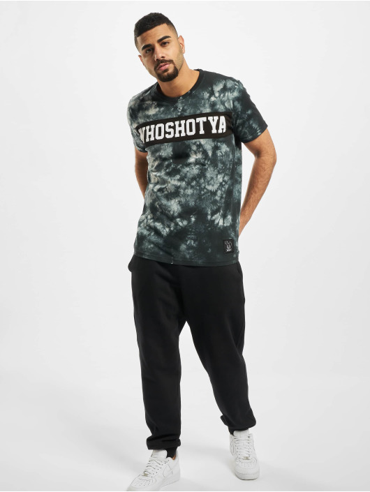 Who Shot Ya? T-Shirt Slo Bomb weiß