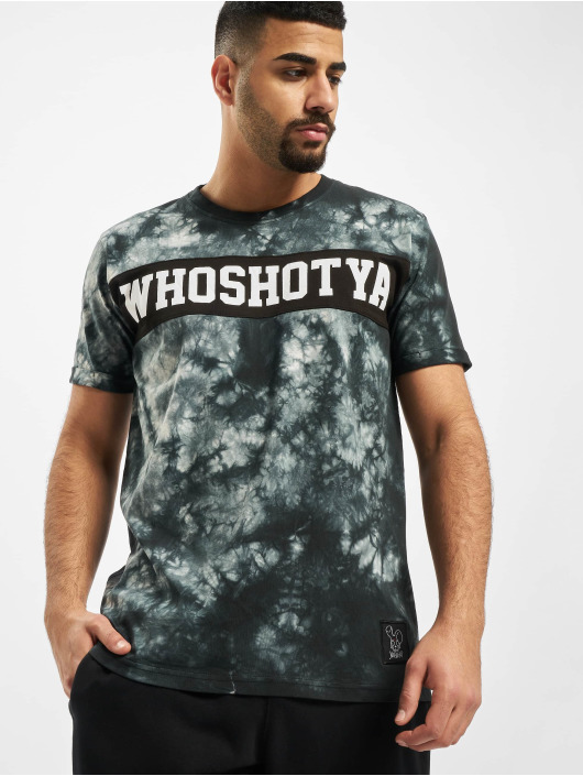 Who Shot Ya? T-Shirty Slo Bomb bialy