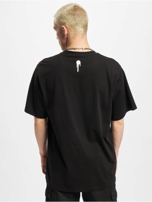Who Shot Ya? T-skjorter NewLife svart