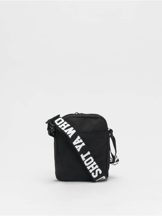 Who Shot Ya? Tasche Rabbit Crossbody schwarz