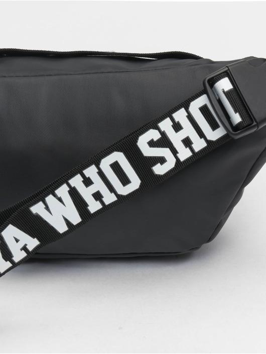 Who Shot Ya? Tasche Rabbit schwarz
