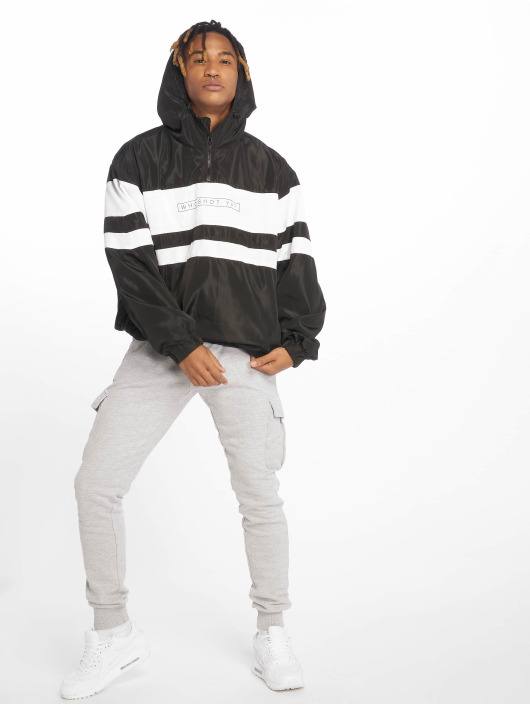 Who Shot Ya? Transitional Jackets Force svart