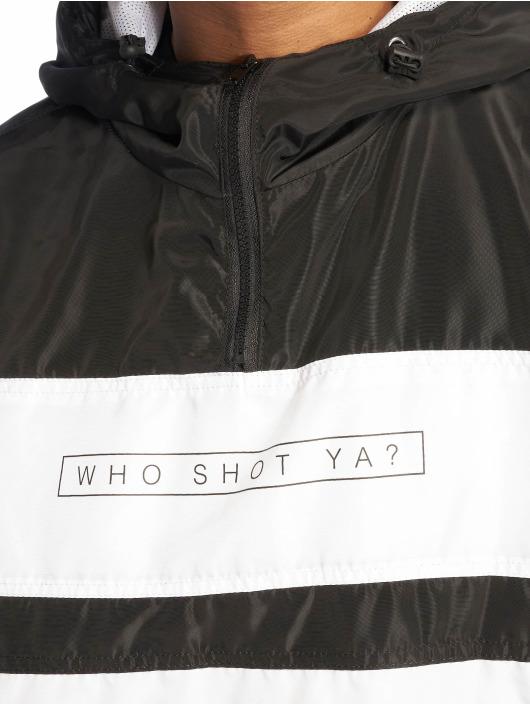 Who Shot Ya? Übergangsjacke Force schwarz