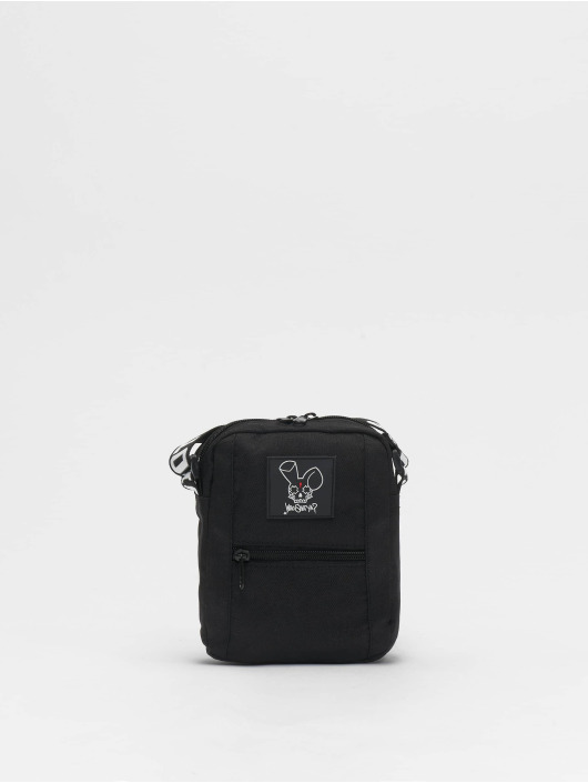 Who Shot Ya? Vesker Rabbit Crossbody svart
