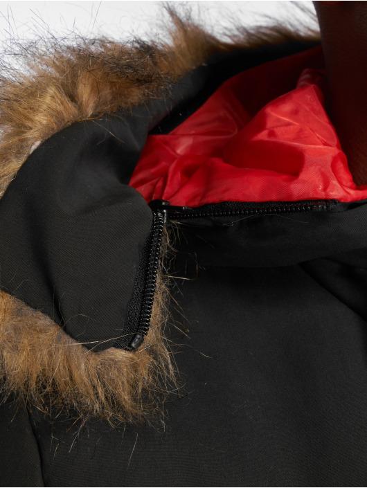 Who Shot Ya? Winter Jacket Battle Bass black