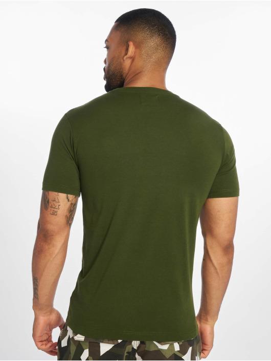 Wood Wood Camiseta Ace verde