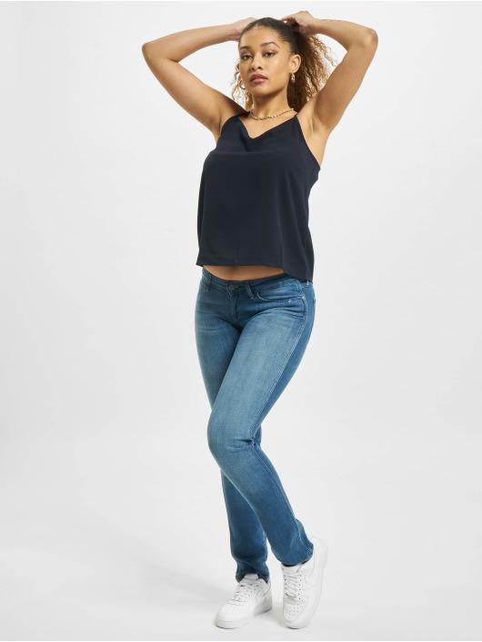 Wrangler Skinny Jeans Stretch blau