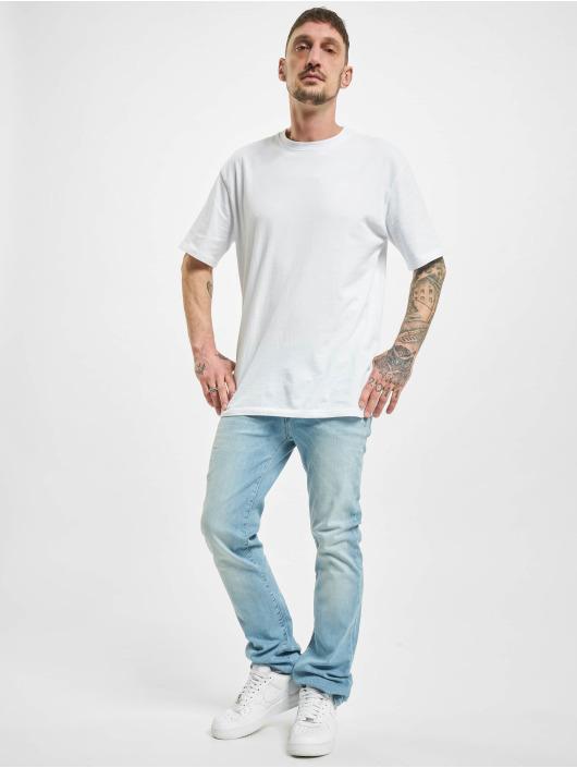 Wrangler Straight Fit Jeans Summer Feeling blå
