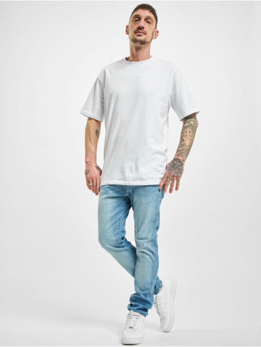 Wrangler Straight fit jeans Counter Shade blauw