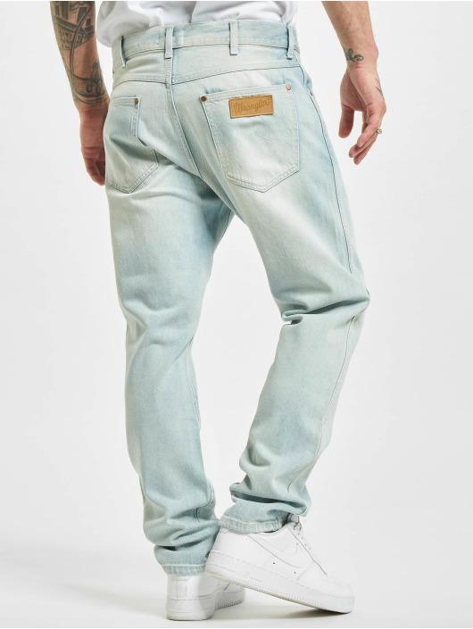 Wrangler Straight Fit Jeans Slider blue