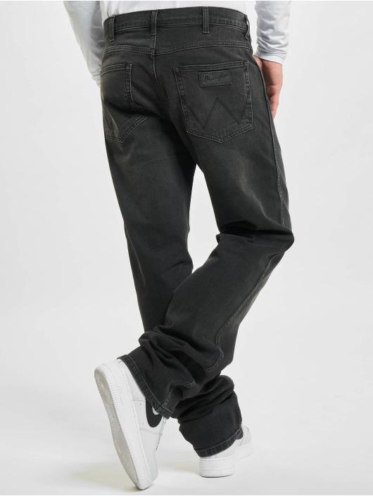 Wrangler Straight Fit Jeans Arizona schwarz