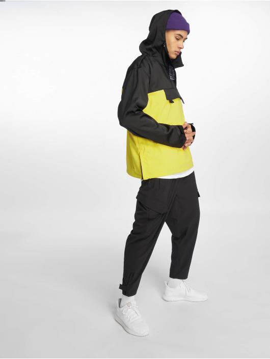 Wrung Division Демисезонная куртка Wnd желтый