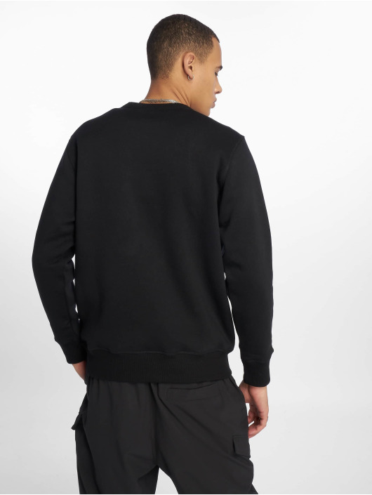 Wrung Division Пуловер Division Original черный