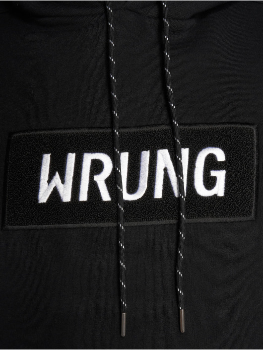 Wrung Division Толстовка Boxter черный