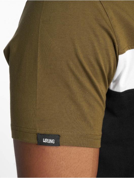 Wrung Division Camiseta Buck negro