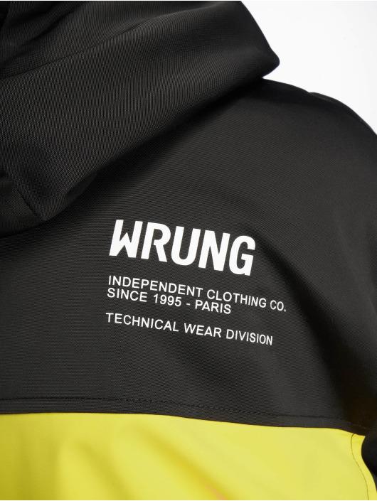 Wrung Division Giacca Mezza Stagione Wnd giallo