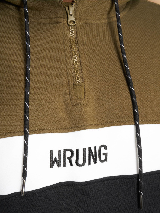 Wrung Division Hoodies Kyo čern