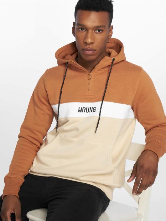 Wrung Division Hoodies Kyo beige