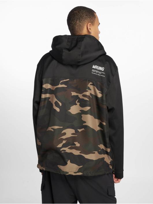 Wrung Division Lightweight Jacket Division Wnd camouflage