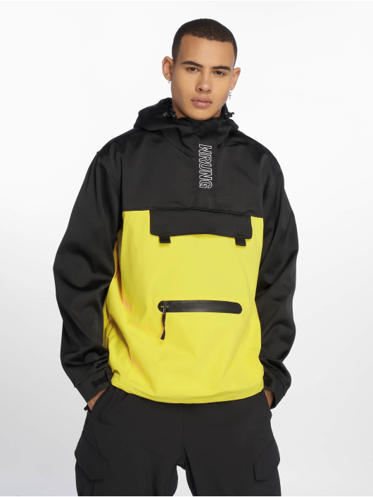 Wrung Division Lightweight Jacket Wnd yellow