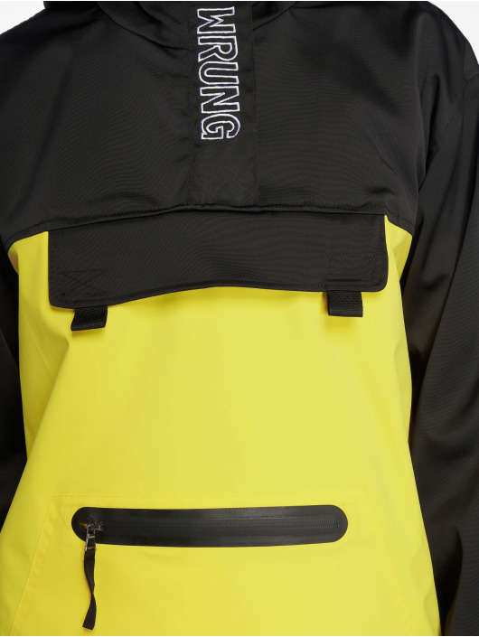 Wrung Division Övergångsjackor Wnd gul