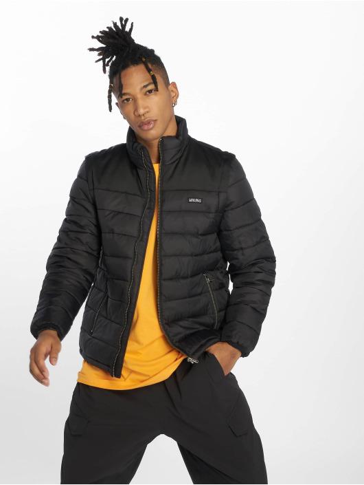 Wrung Division Puffer Jacket Division Lamont black