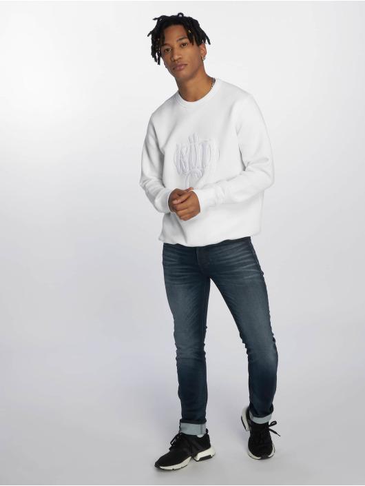 Wrung Division Pullover Original white