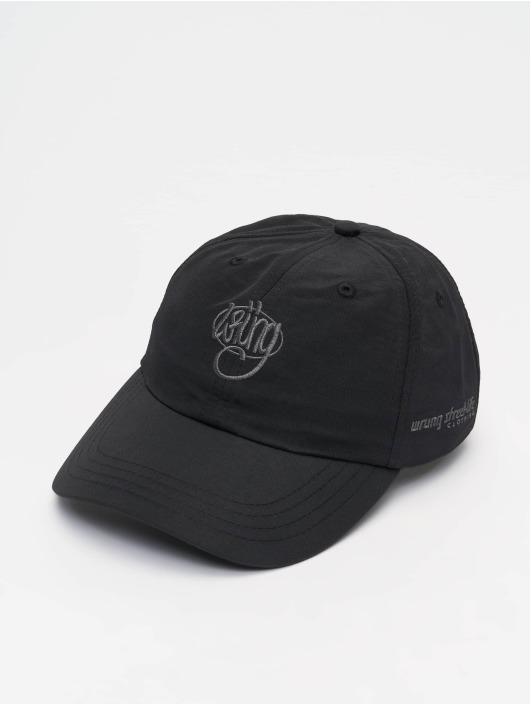 Wrung Division Snapback Cap Og 90 nero