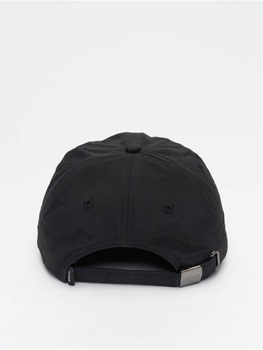 Wrung Division Snapback Caps Og 90 čern