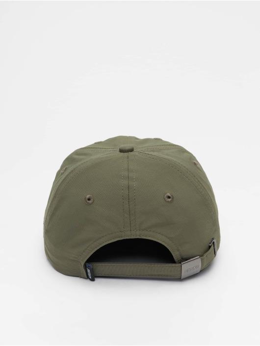 Wrung Division Snapback Caps Og 90 hnědožlutý