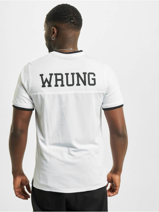 Wrung Division T-Shirt Raider weiß