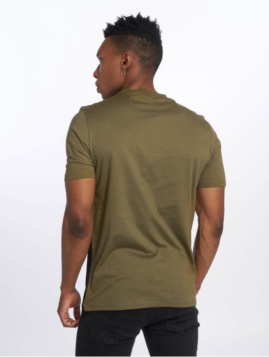 Wrung Division T-Shirty Flow khaki
