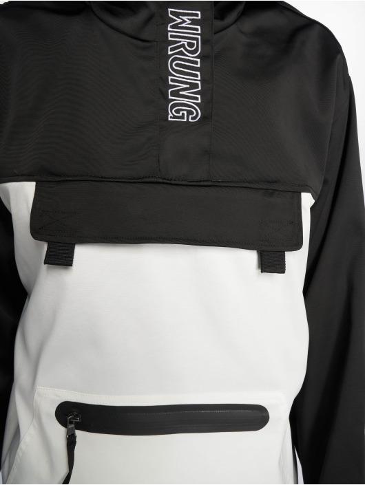 Wrung Division Transitional Jackets Division Wnd hvit