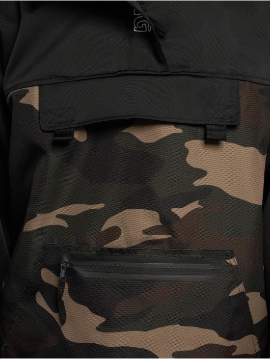 Wrung Division Übergangsjacke Division Wnd camouflage