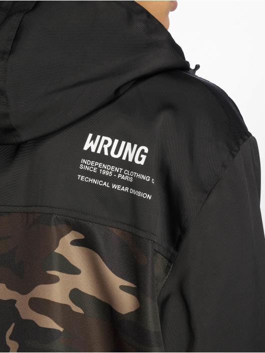 Wrung Division Veste mi-saison légère Division Wnd camouflage