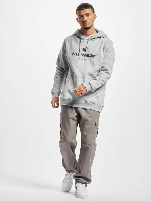 Wu-Tang Felpa con cappuccio Since 1995 grigio