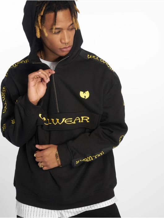 Wu-Tang Hoodie Pull Over black