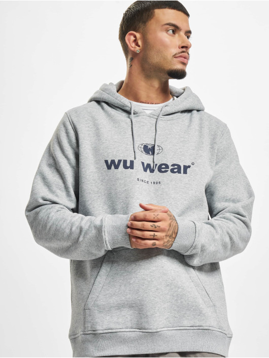 Wu-Tang Hoodie Since 1995 grå